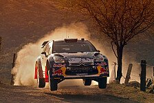 WRC - Erst Drama, dann Dreifachsieg: Mexiko: Loeb f�hrt, Latvala st�rmt heran