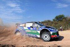WRC - Starke Aufholjagd von Latvala: Ford im Felsen-Pech