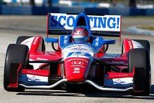 IndyCar - Im Sinne der Effizienz & Produktivit�t: RLLR stellt zweites Auto f�r Jakes