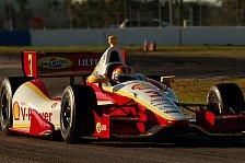 IndyCar - Auf einer Mission: Dixon: Castroneves in eigener Klasse