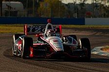IndyCar - Nach lahmem Bump-Day wildes Rennen?: Briscoe verspricht sich viel Spannung