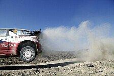 WRC - H�rtetest Mexiko: Reifenhersteller bereit f�r Mexiko-Rallye