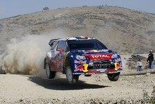 WRC - Der Kampf mit den Steinen: Mexiko: Loeb vorn, Latvala wieder im Pech