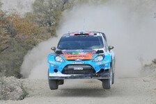 WRC - Keine Chance gegen Werksfahrer: �stberg will Platz f�nf ins Ziel bringen