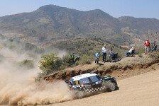 WRC - Erst Flop, dann Top: Araujo macht Mini in Mexiko stolz