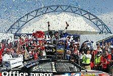 NASCAR - Greg Biffle �bernimmt die Gesamtf�hrung: Erster Vegas-Sieg f�r Champion Tony Stewart