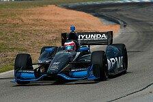 IndyCar - Gefragter als der Pr�sident: Barrichello im positiven Stress
