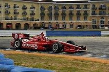 IndyCar - Der Lauf der Dinge: Franchitti will von einer Krise nichts wissen