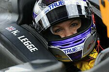 IndyCar - Sie waren wie goldene Ritter: Legge: Gro�es Lob an Chevrolet