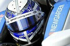 IndyCar - Andretti-Piloten auf 2, 3 und 4: Newgarden Schnellster an Tag 5
