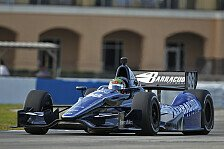IndyCar - Ersatzteile haben Priorit�t: Dallara: Keine neuen Aero-Kits f�r 2013