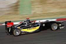 GP3 - Abt am Nachmittag Schnellster: Evans zum Auftakt in Barcelona vorne