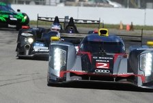 ALMS - Audi in der Favoritenrolle: Vorschau: Die Prototypen in Sebring
