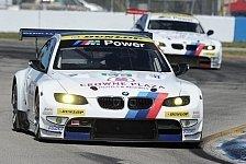 USCC - Alles ist m�glich: BMW Team RLL mit R�ckenwind nach Baltimore