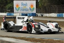 USCC - Einziger LMP1 in Sebring: Muscle Milk am ersten Testtag vorne