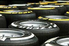 Formel 1 - Silverstone: Teams testen neue Reifenmischung
