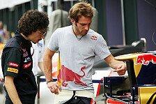 Formel 1 - Ricciardo hatte viel Spa�: Vergne: Es sind so viele Kurven