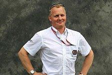 Formel 1 - Vierter Rennkommissar reist gleich mit: Herbert auch in Malaysia Fahrer-Steward