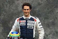 Formel 1 - Gro�er Dank an die F�rderer: Senna erh�lt Bandini-Troph�e 2012