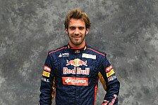 Formel 1 - Mit der Herausforderung wachsen: Vergne ist sich des Drucks bewusst