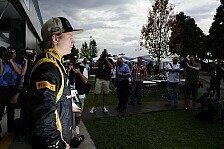 Formel 1 - Kimis Charisma: R�ikk�nen hat Motivation zu Lotus gebracht