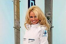 ELMS - Downforce1 mit dem Playmate: Pamela Anderson wird Teamchefin