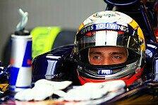 Formel 1 - Weltmeisterteam zweitrangig: Vergne: Denke nicht an Red Bull