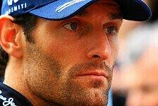 Formel 1 - Einige schnelle Jungs da drau�en: Webber: Podium noch in Reichweite