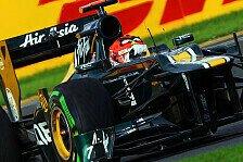 Formel 1 - Hinter dem Safety Car �berholt: Kovalainen mit Malaysia-Strafversetzung belegt