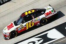 NASCAR - Beide Penske-Dodge mit Top-5-Ergebnis: Greg Biffle startet im Kolosseum von der Pole