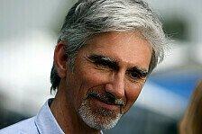 Formel 1 - Probleme f�r ehrgeizige Fahrer?: Hill: Die Autos sind wundersch�n