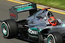 Formel 1 - Passives System: FIA: DRS-F-Kanal von Mercedes legal