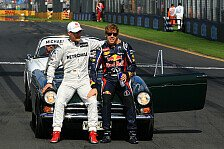 Formel 1 - Immer noch einer der Gr��ten: Vettel �ber Schumacher: Ein gro�er Verlust