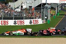 Formel 1 - Freud und Leid: Ein Punkt f�r Force India