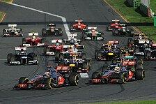 Formel 1 - Ein v�llig anderes Gesch�ftsfeld: Teams nicht an F1-Anteilen interessiert