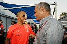 Formel 1 - Keine Funkstille: Hamilton: Dennis unterst�tzt den Wechsel