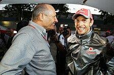 Formel 1 - Ron versucht sich als Motivationstrainer: Dennis-Aussagen lassen Button kalt