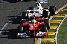 Formel 1 - Montezemolo bremst Perez-Hoffnungen