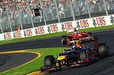Formel 1 - Knackpunkt Setup: Vettel: Schwieriger Kurs in Malaysia