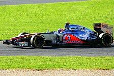 Formel 1 - Alles kommt zusammen: Hill sieht Button perfekt aufgestellt