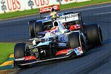 Formel 1 - Traumstart : Sauber: Mehr Performance - mehr Podiums