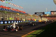 Formel 1 - Einmal Aufstehen nicht zu viel verlangt: Jones: Australien GP bei Nacht nicht sinnvoll