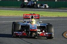 Formel 1 - Alle liegen dicht beisammen: Hamilton erwartet starke Gegner in Sepang