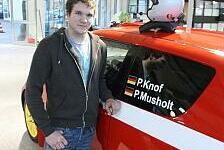 ADAC Rallye Masters - Philipp Knof im Suzuki Swift: Perfekte Vorbereitung f�r die Masters