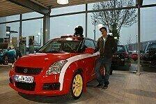 ADAC Rallye Masters - Philipp Knof zieht Zwischenbilanz: Rallye Masters-Test positiv abgeschlossen