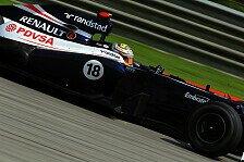 Formel 1 - Zu aggressiv, zu viele Fehler: Piquet zweifelt an Maldonados Klasse
