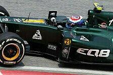 Formel 1 - Petrov ist hungrig: Fernandes: Trullis Karriere neigte sich Ende zu