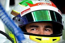 Formel 1 - Bald in Rot?: Ferrari sprach mit Sauber �ber Perez