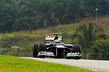 Formel 1 - Verdiene meinen Platz hier: Senna: Punkte nehmen den Druck