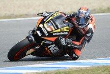 MotoGP - Kritik an Hersteller unterst�tzten CRTs: Edwards ist nicht alle Probleme los